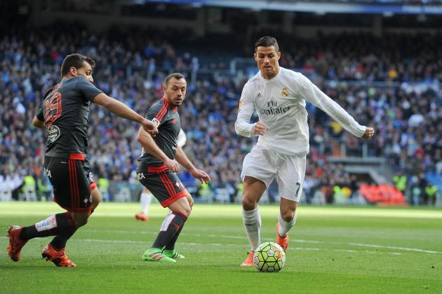 Dónde ver el partido de fútbol Real Madrid Celta 18 enero