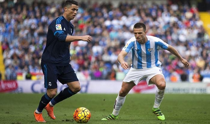 Dónde ver el partido de fútbol Real Madrid Málaga 21 enero