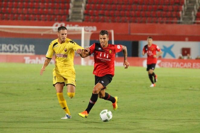 Dónde ver el partido de fútbol Reus Mallorca 22 enero