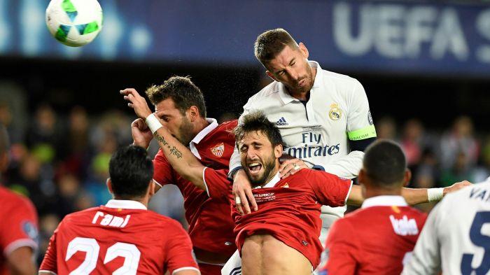 Dónde ver el partido de fútbol Sevilla Real Madrid 12 enero