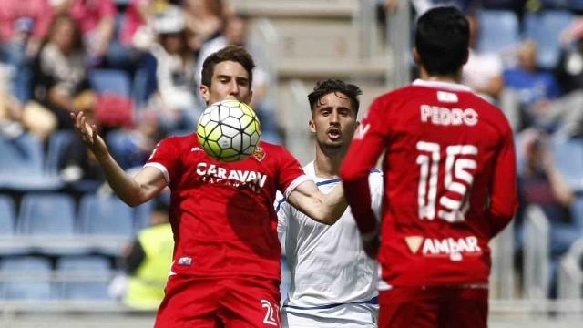 Dónde ver el partido de fútbol Tenerife Zaragoza 14 enero