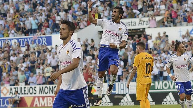Dónde ver el partido de fútbol UCAM Zaragoza 21 enero