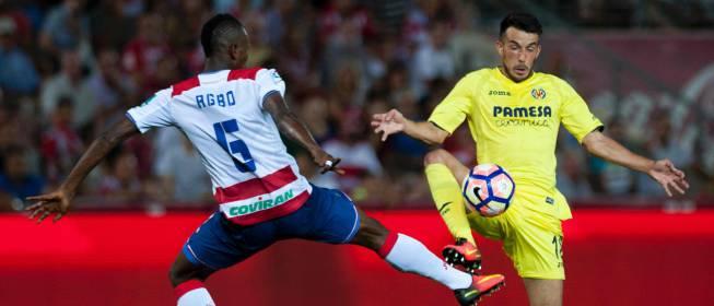 Dónde ver el partido de fútbol Villarreal Granada 28 enero