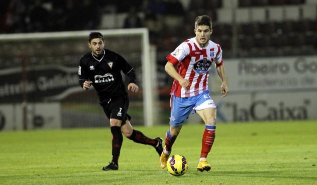 Dónde ver el partido de fútbol Zaragoza Lugo 29 enero