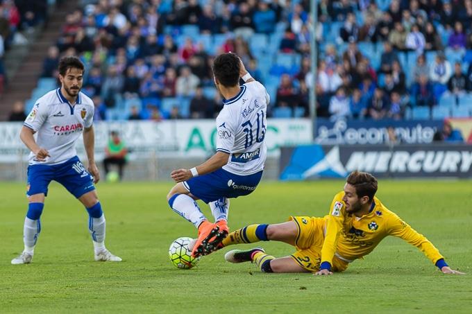 Dónde ver el partido de fútbol Alcorcón Zaragoza 19 febrero