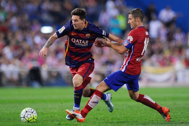 Dónde ver el partido de fútbol Atlético Barcelona 26 febrero