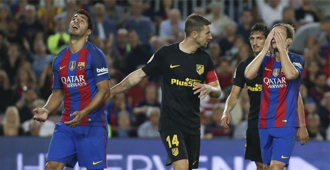 Dónde ver el partido de fútbol Barcelona Atlético 7 febrero