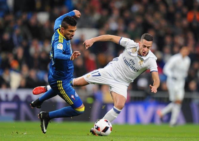 Dónde ver el partido de fútbol Celta Real Madrid 5 febrero