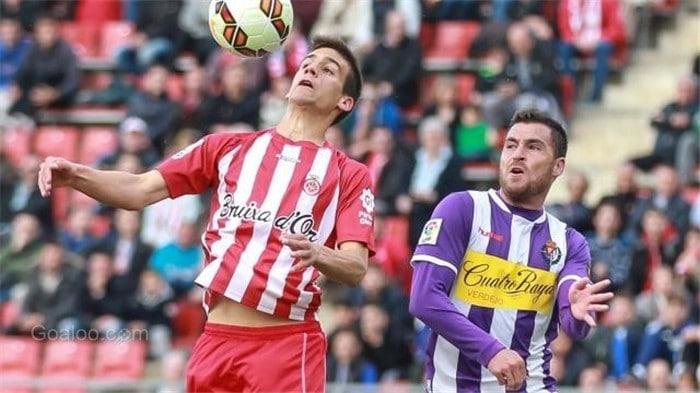 Dónde ver el partido de fútbol Girona Valladolid 5 febrero