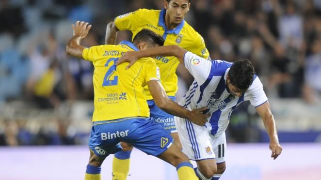 Dónde ver el partido de fútbol Las Palmas Real Sociedad 24 febrero