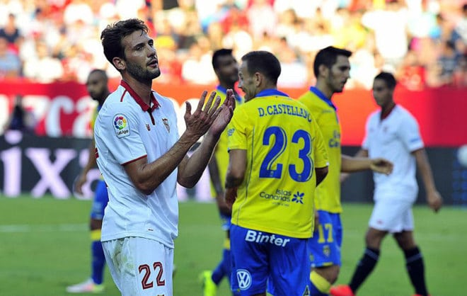 Dónde ver el partido de fútbol Las Palmas Sevilla 12 febrero