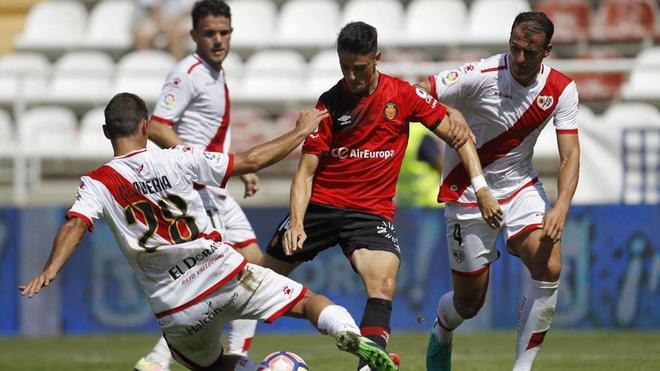 Dónde ver el partido de fútbol Mallorca Rayo 12 febrero