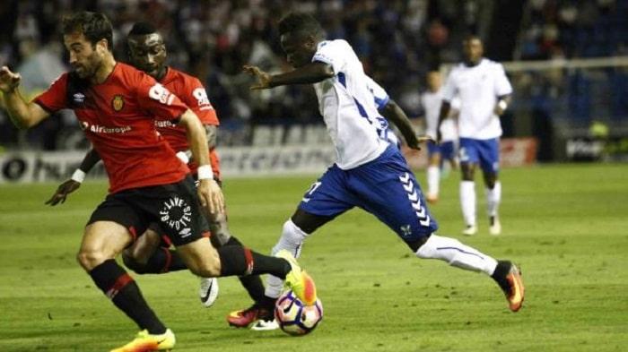 Dónde ver el partido de fútbol Mallorca Tenerife 25 febrero