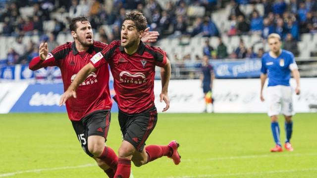 Dónde ver el partido de fútbol Mirandés Oviedo 12 febrero