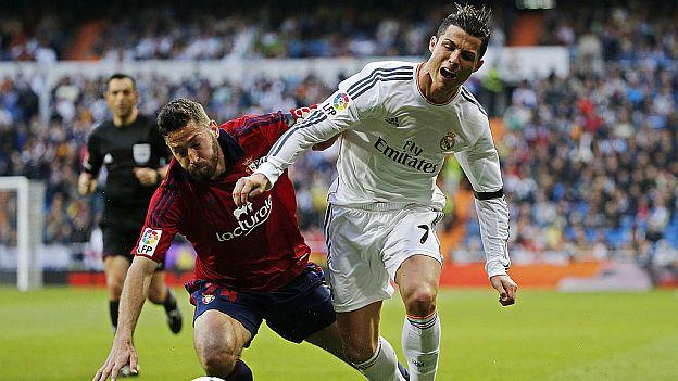 Dónde ver el partido de fútbol Osasuna Real Madrid 11 febrero