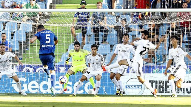Dónde ver el partido de fútbol Oviedo Getafe 19 febrero