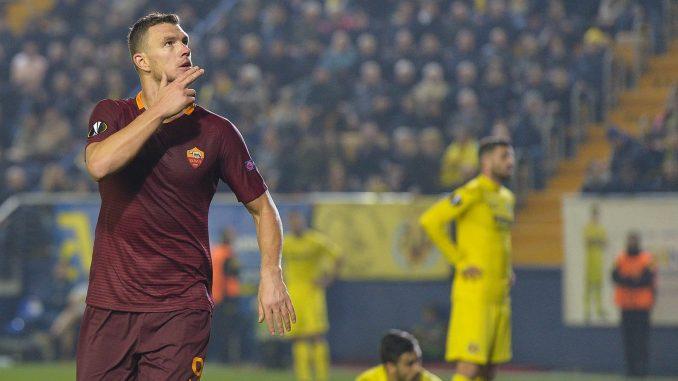 Dónde ver el partido de fútbol Roma Villarreal 23 febrero