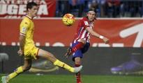 Dónde ver el partido de fútbol Sporting Atlético 18 febrero