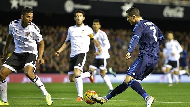 Dónde ver el partido de fútbol Valencia Real Madrid 22 febrero