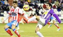 Dónde ver el partido de fútbol Valladolid Lugo 26 febrero