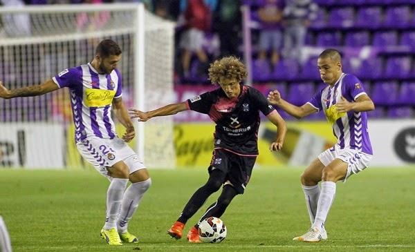 Dónde ver el partido de fútbol Valladolid Tenerife 12 febrero