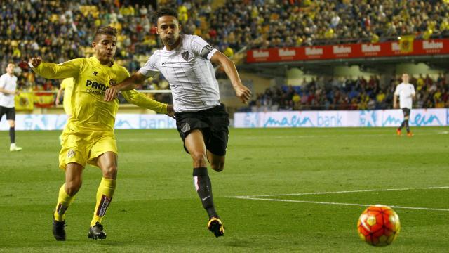 Dónde ver el partido de fútbol Villarreal Málaga 12 febrero