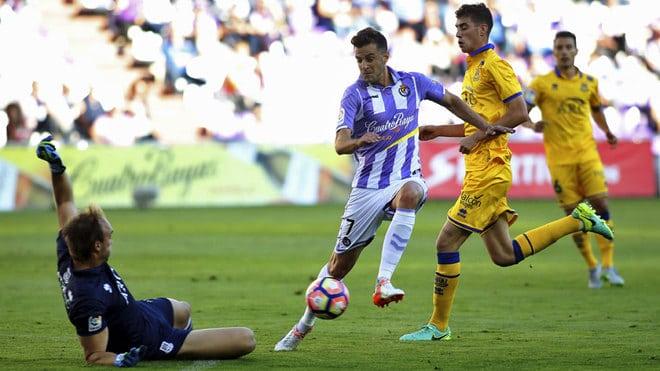 Dónde ver el partido de fútbol Alcorcón Valladolid 19 marzo