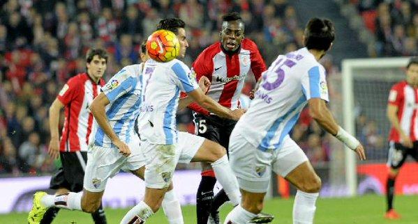 Dónde ver el partido de fútbol Athletic Málaga 5 marzo