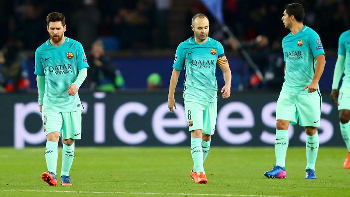 Dónde ver el partido de fútbol Barcelona PSG 8 marzo