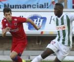 Dónde ver el partido de fútbol Córdoba Numancia 18 marzo