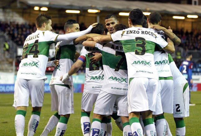 Dónde ver el partido de fútbol Elche Zaragoza 26 marzo
