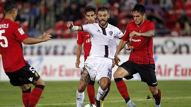 Dónde ver el partido de fútbol Huesca Mallorca 18 marzo
