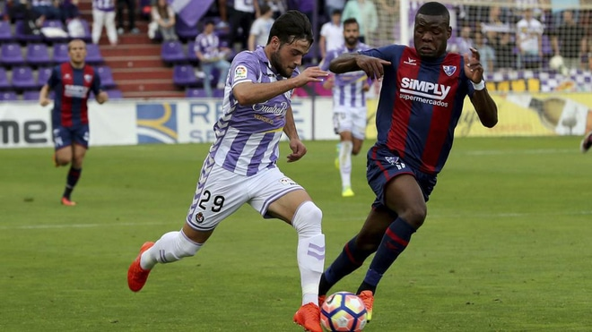 Dónde ver el partido de fútbol Huesca Valladolid 5 marzo