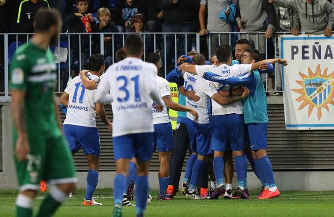 Dónde ver el partido de fútbol Leganés Málaga 19 marzo