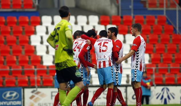 Dónde ver el partido de fútbol Lugo Mirandés 18 marzo