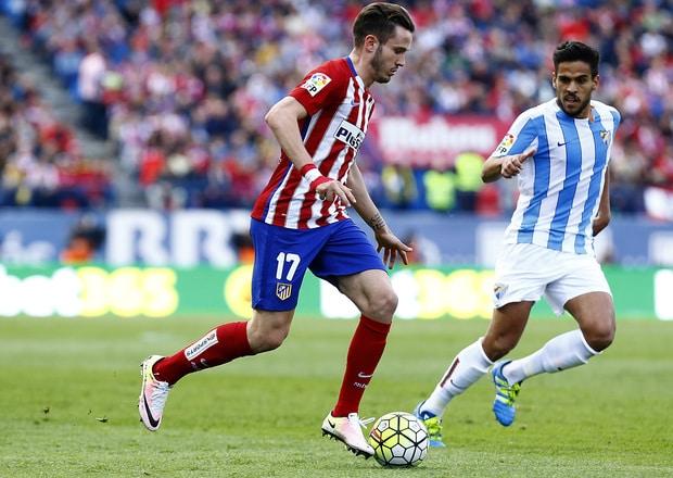 Dónde ver el partido de fútbol Málaga Atlético 1 abril