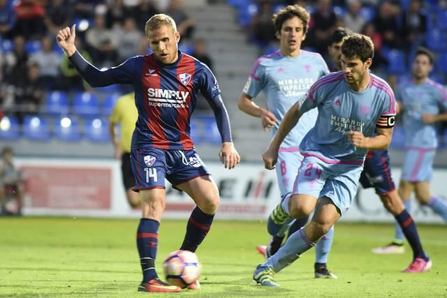 Dónde ver el partido de fútbol Mirandés Huesca 26 marzo