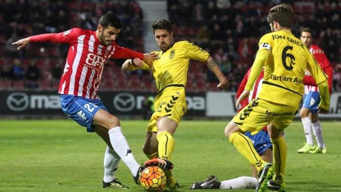 Dónde ver el partido de fútbol Oviedo Girona 25 marzo