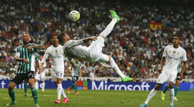 Dónde ver el partido de fútbol Real Madrid Betis 12 marzo