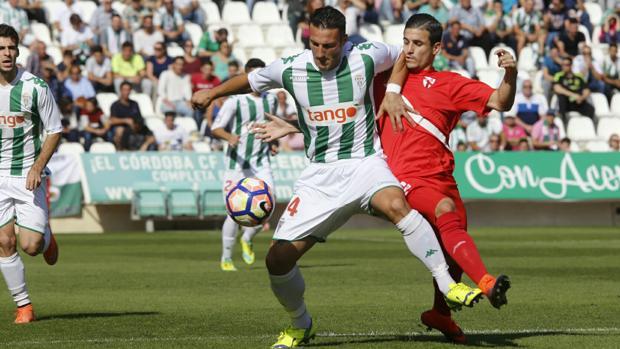 Dónde ver el partido de fútbol Sevilla Atlético Córdoba 26 marzo