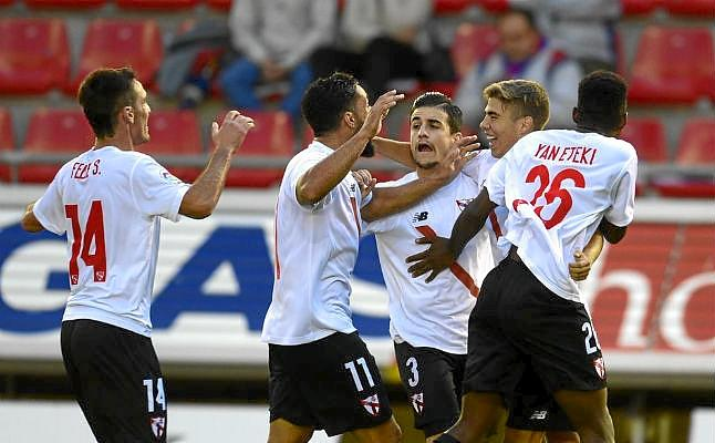 Sevilla Atlético Numancia 2042017