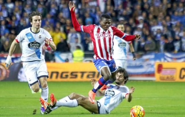 Dónde ver el partido de fútbol Sporting Deportivo 5 marzo