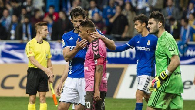 Dónde ver el partido de fútbol Tenerife Oviedo 2 abril