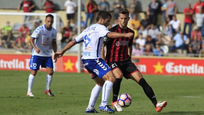 Dónde ver el partido de fútbol Tenerife Reus 19 marzo