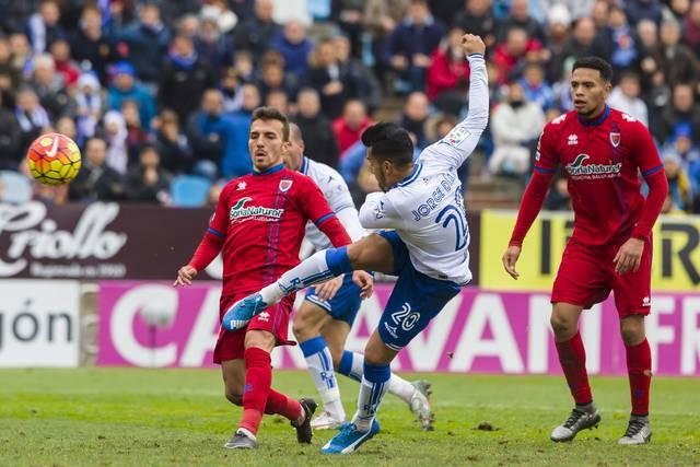 Dónde ver el partido de fútbol Zaragoza Numancia 5 marzo