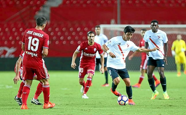 Dónde ver el partido de fútbol Zaragoza Sevilla Atlético 18 marzo