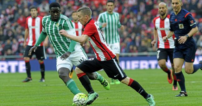 Dónde ver el partido de fútbol Athletic Betis 27 abril