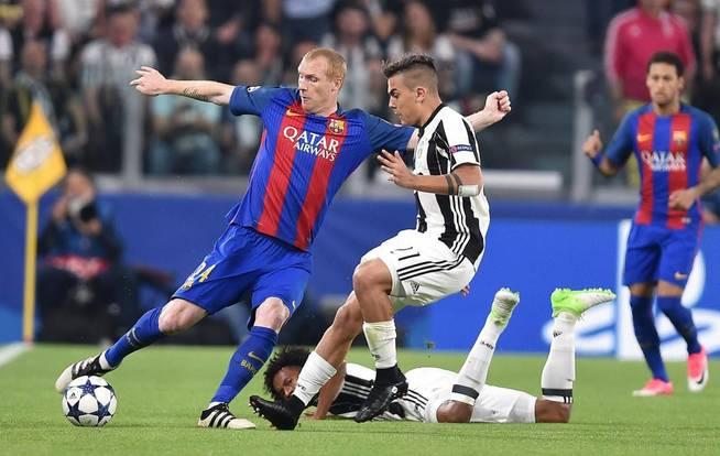 Dónde ver el partido de fútbol Barcelona Juventus 19 abril