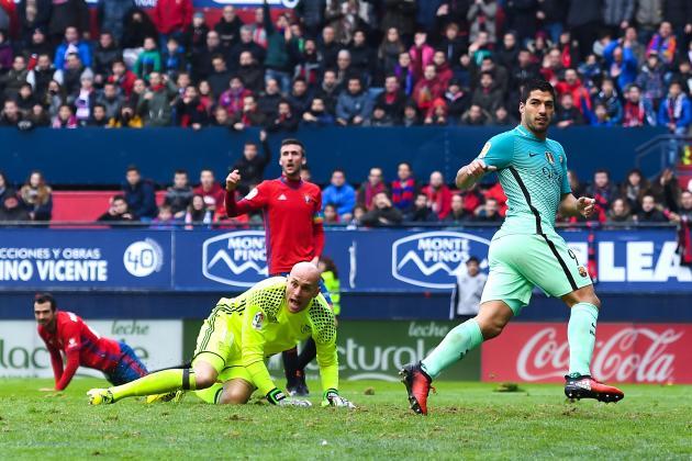 Dónde ver el partido de fútbol Barcelona Osasuna 26 abril