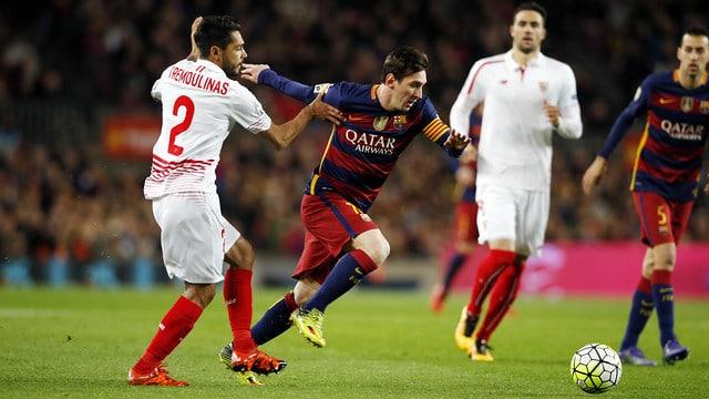 Dónde ver el partido de fútbol Barcelona Sevilla 5 abril